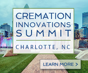 Cremation Innovations Summit NC